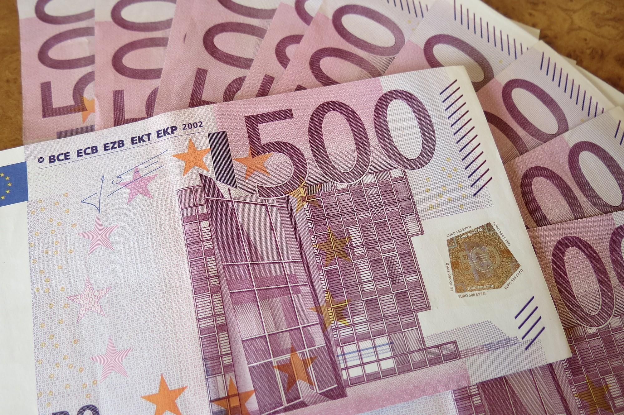 Министерства запросили в бюджете 2019 года дополнительно 1,1 млрд евро