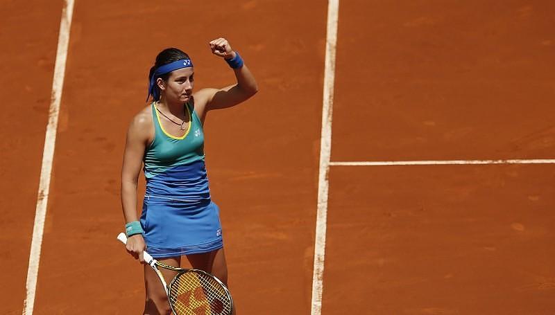 Севастова вышла в четвертьфинал турнира в Монреале