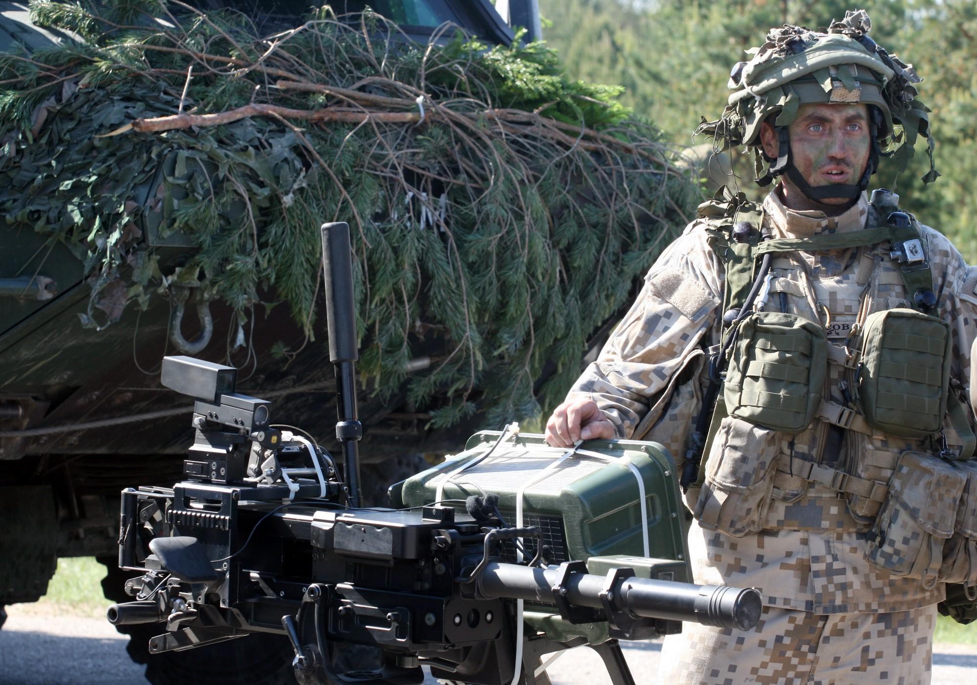 Оборонной сфере могут выделить еще около 2 млн евро