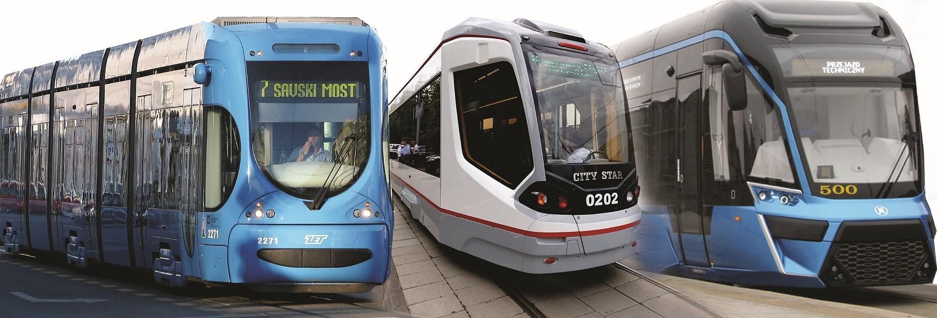 Хорваты обещают более дешевый трамвай, чем поляки