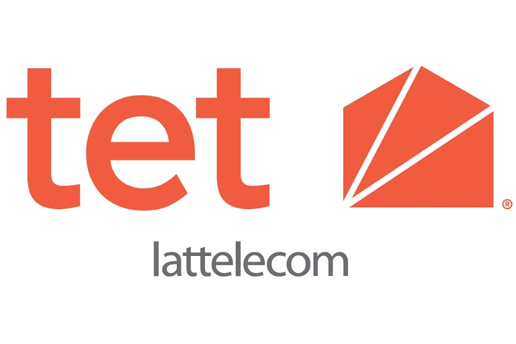 «Lattelecom» весной сменит бренд и название на «tet»