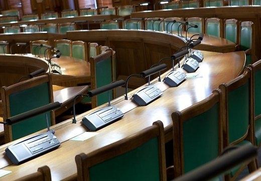 Сейм принял поправки к Конституции об открытом избрании президента в парламенте