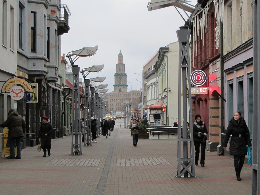 В Лиепае победили «Согласие», «KPV LV» и НКП