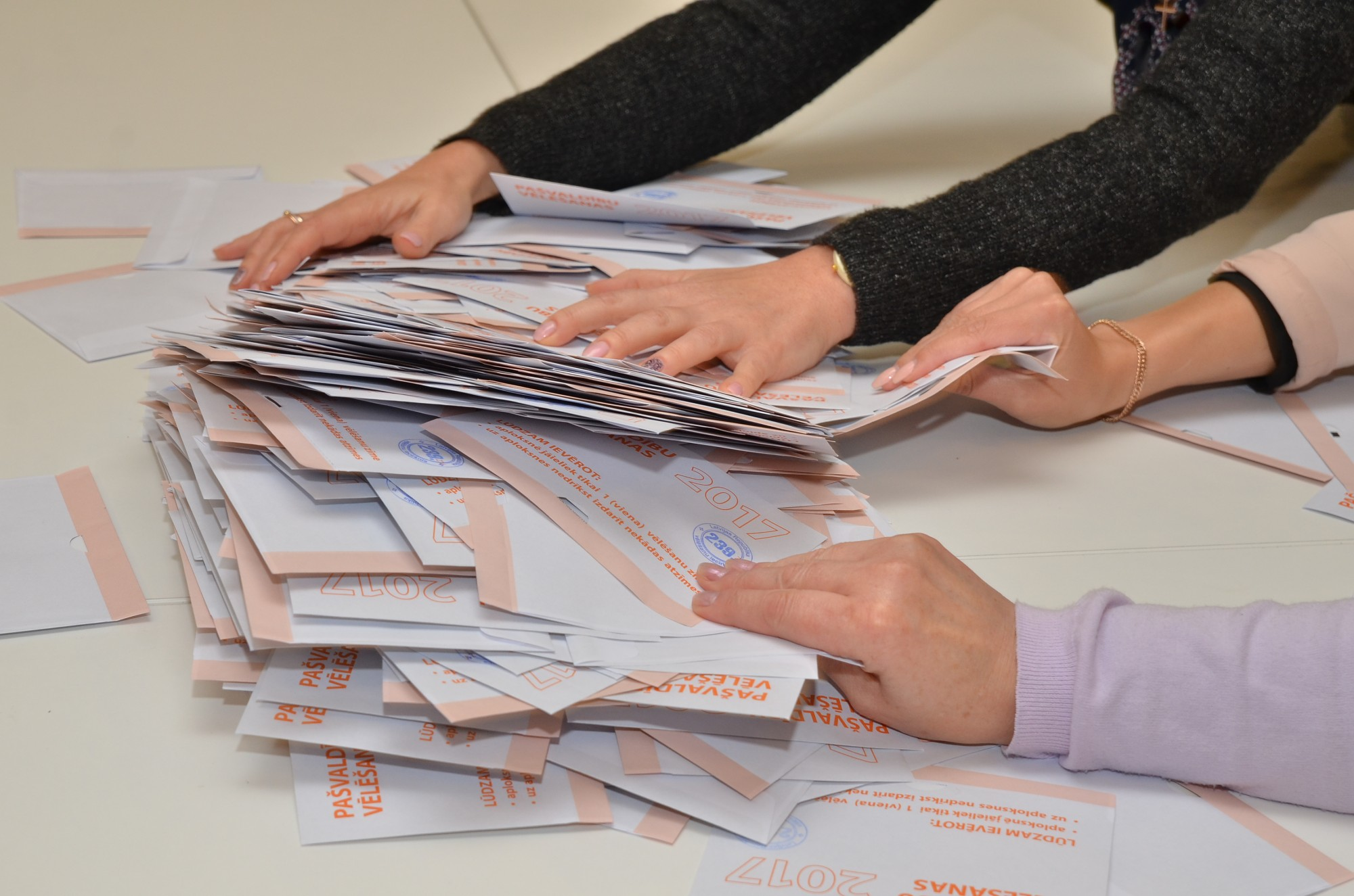 ПБ уже получила информацию о возможном подкупе избирателей