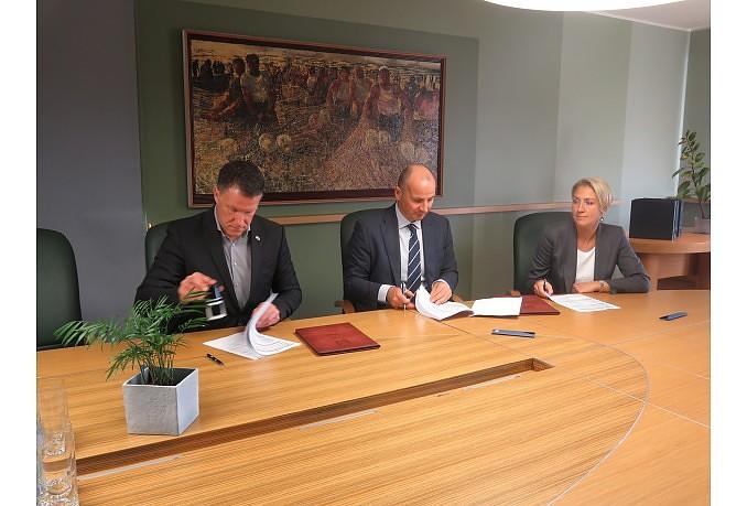 Предоставлен заем в размере 11,8 миллиона евро на проекты порта