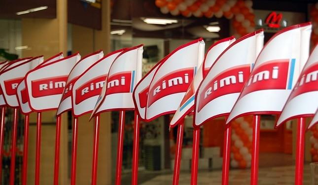 Крупнейшей по обороту в 2017 году в отрасли торговли стала компания «Rimi Latvia»