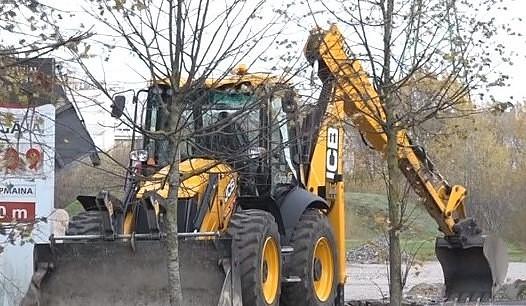 Из-за нехватки работников затянулись ремонтные работы на улицах