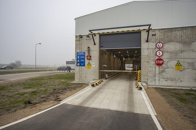 В Лиепайском порту модернизируют таможенный контроль