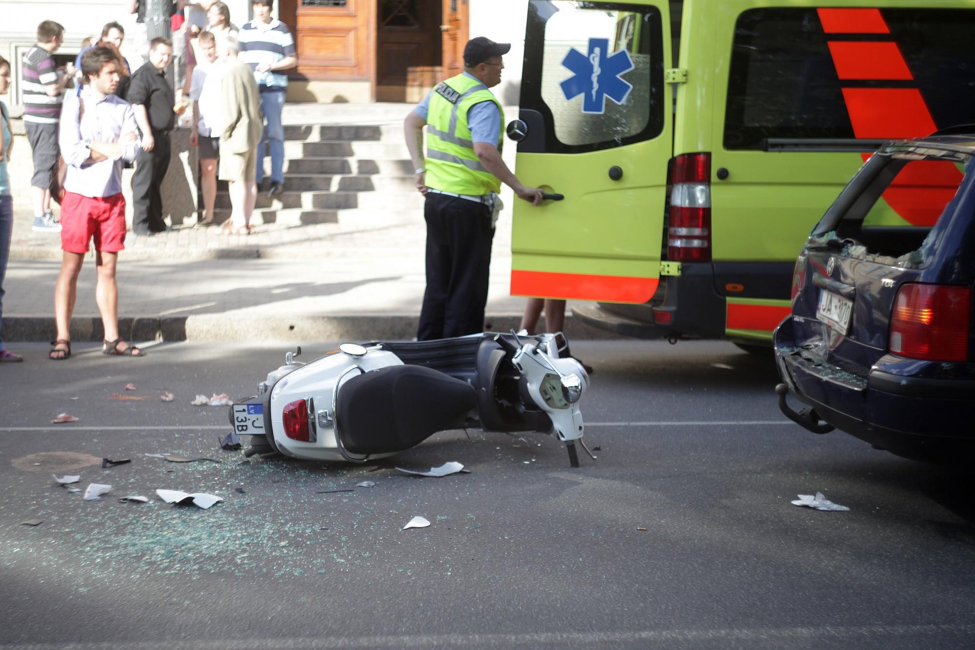 В этом году в дорожно-транспортных происшествиях погибли 122 человека