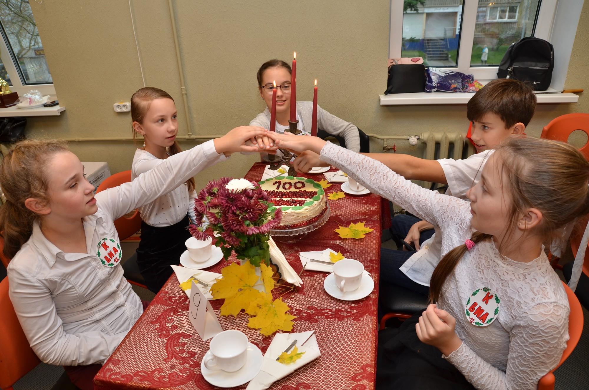 Торт для Латвии