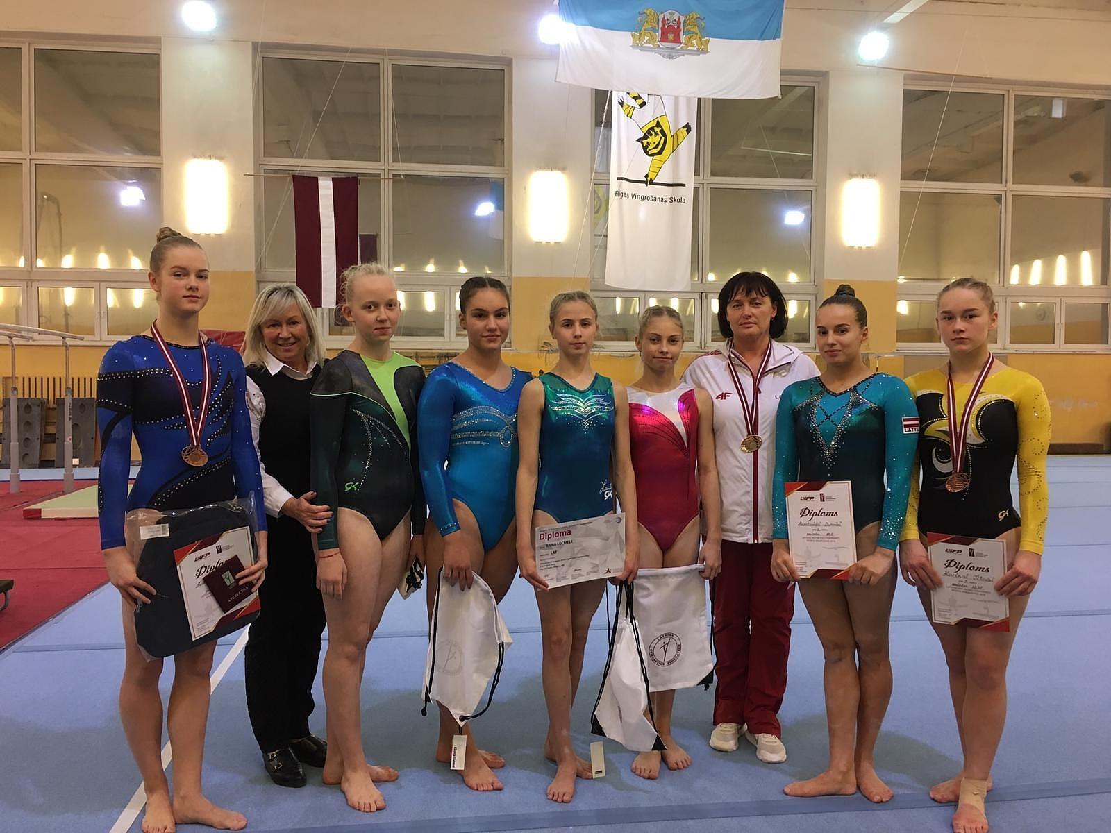 Дубова становится чемпионкой Латвии
