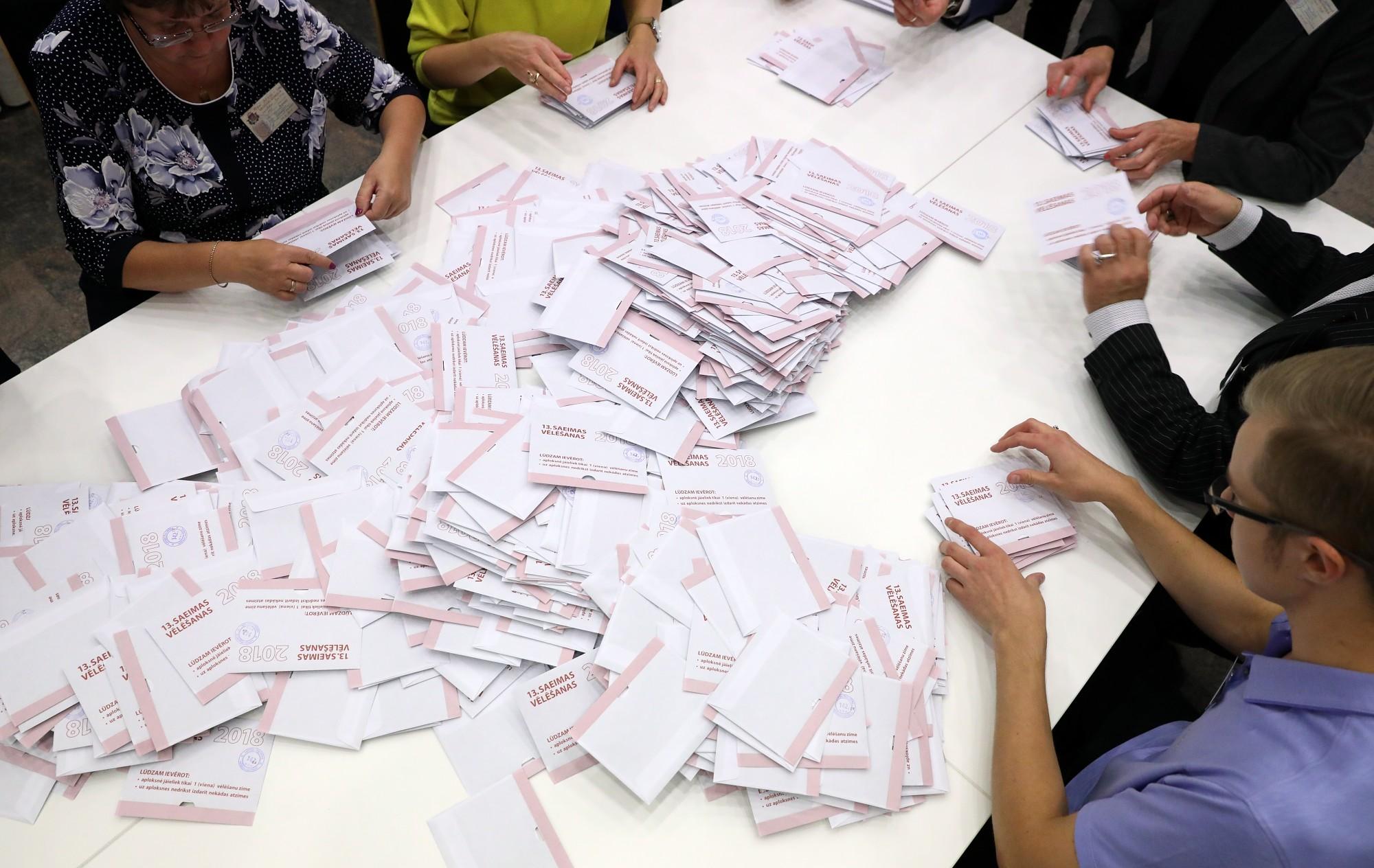 Опрос: выборы не повысили уровень доверия населения к Сейму