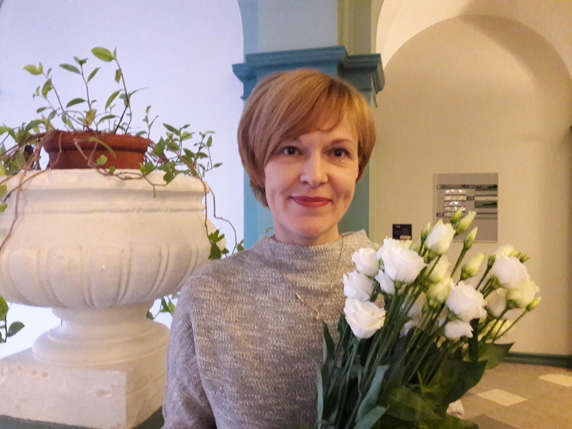На должности директора 8-ой школы утверждена Анита Кунците