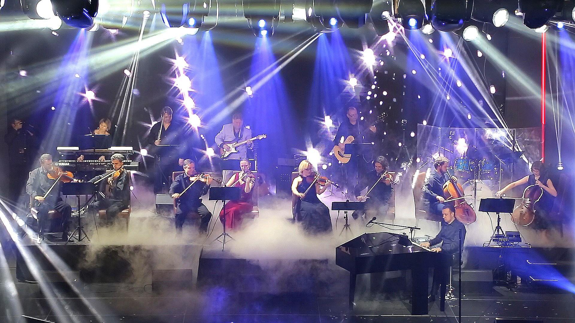 """Романтическое Шоу """"Dmitry Metlitsky & Orchestra""""Шедевры инструментальной музыки в современной обработке!"""