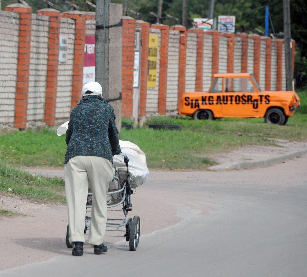 Федерация пенсионеров: 84% пенсий в Латвии — ниже границы риска бедности