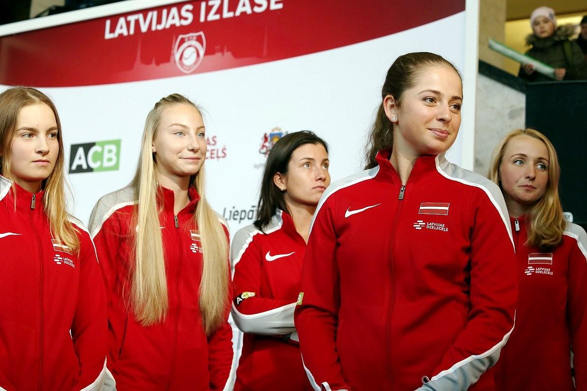 В сборную Латвии включена и Шпак