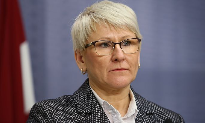 Иева Яунземе стала новым гендиректором Службы госдоходов