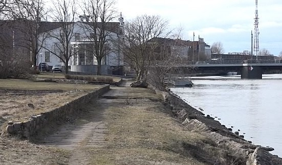 Известно, как после реконструкции будет выглядеть площадь К. Залес
