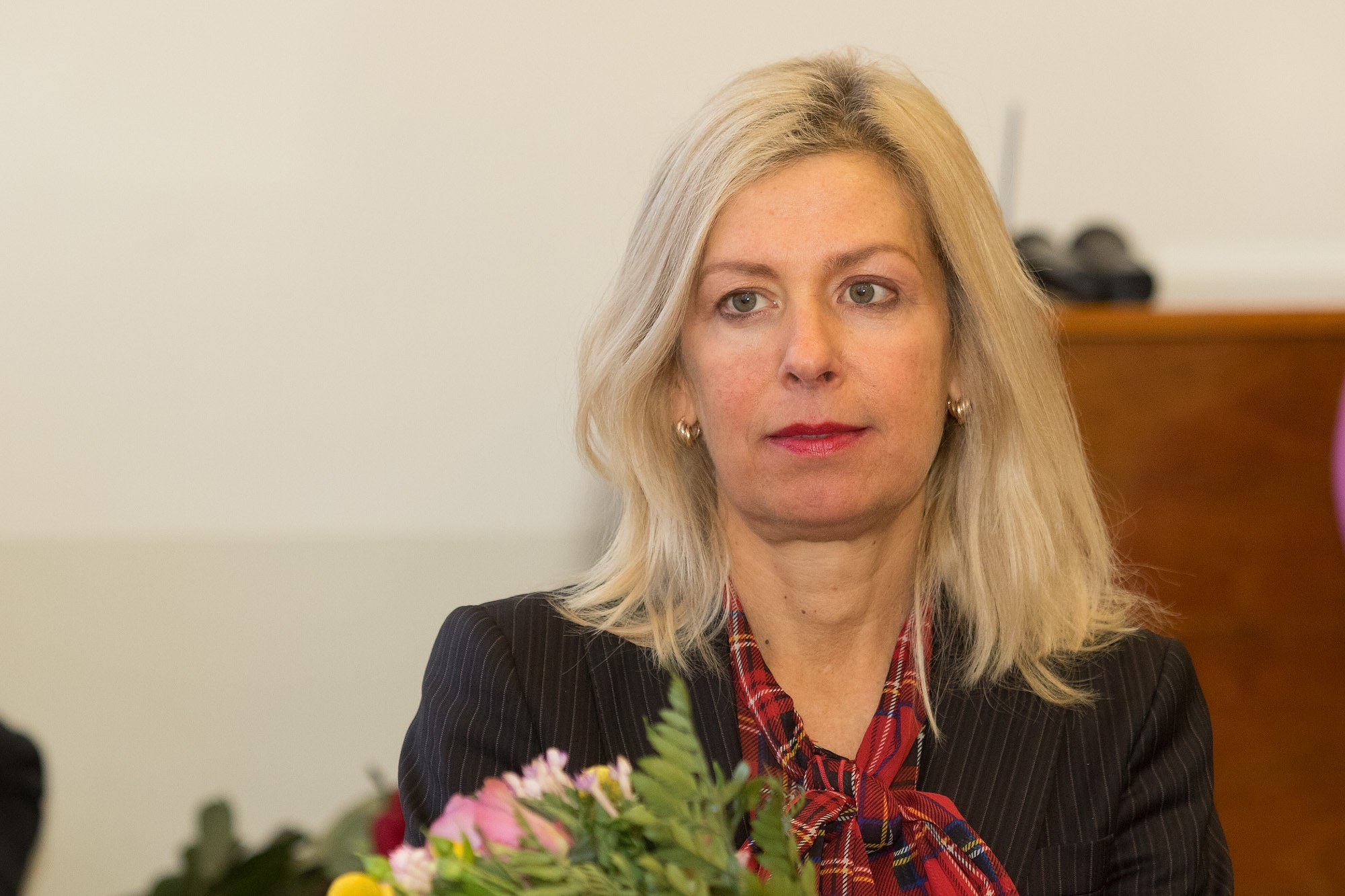 Галина Скоробогатова будет кандидатом на выборах в Европарламент
