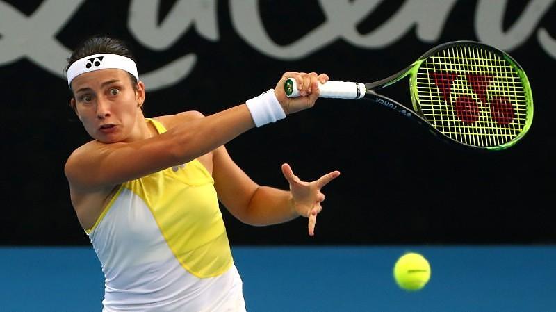 Севастова одолела Остапенко в матче турнира WTA