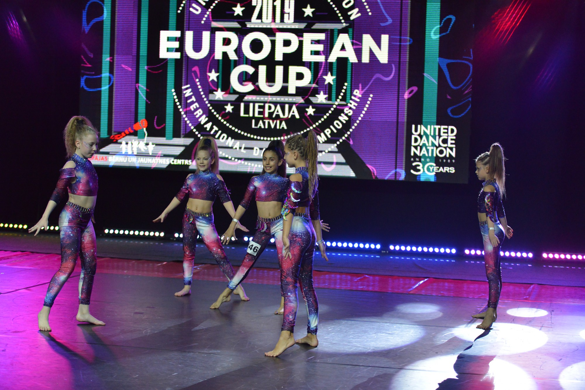 Впервые у нас — чемпионат Европы по танцам