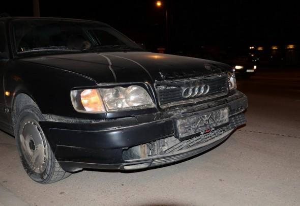 Житель помог задержать пьяного водителя