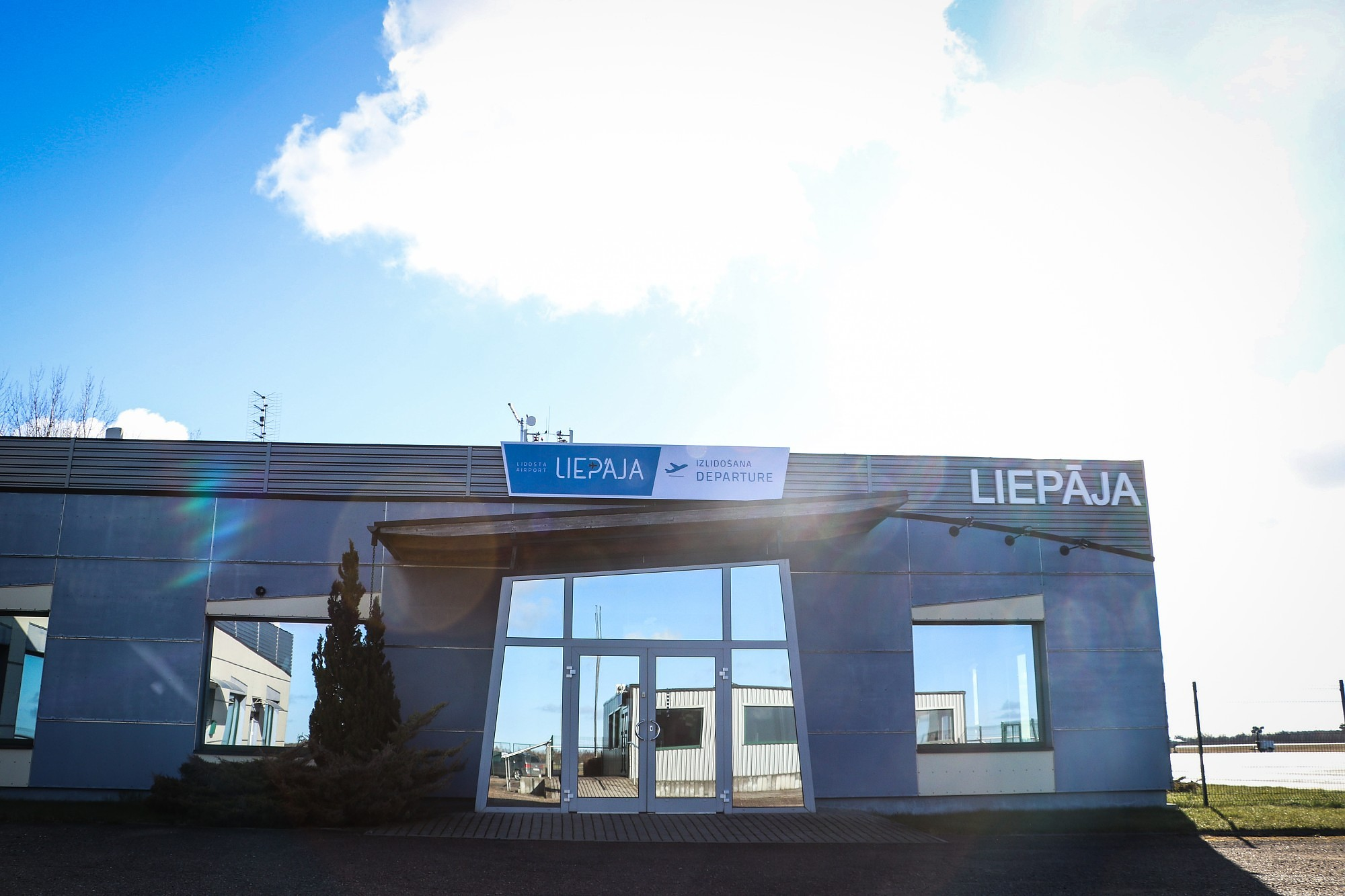 Создана концепция развития Лиепайского аэропорта