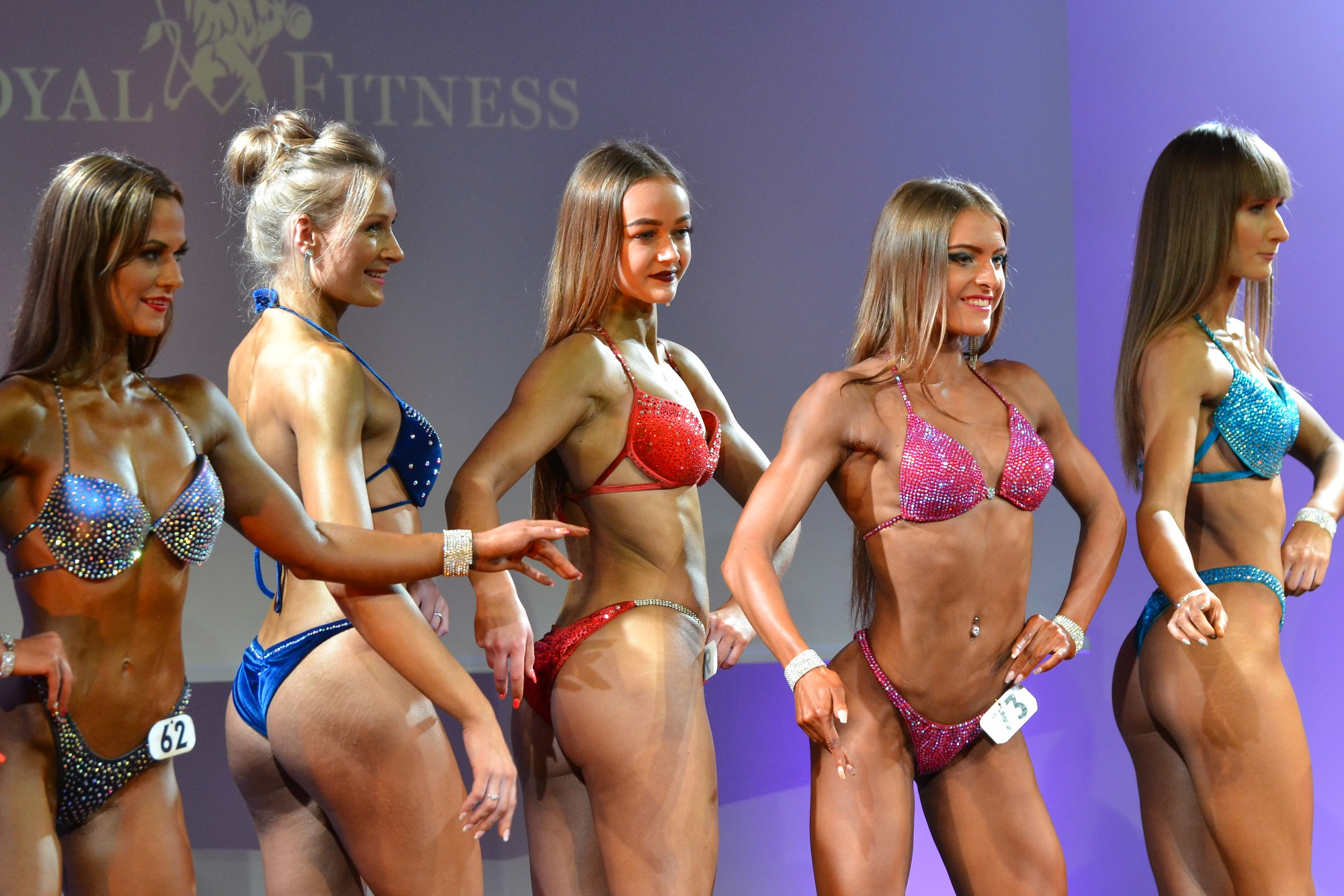 Прошел чемпионат города по фитнесу и бодибилдингу