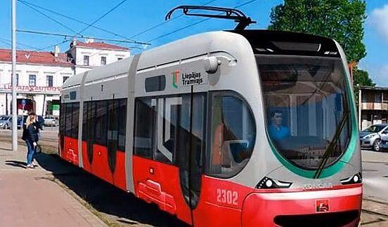 Лиепая может получить средства на трамваи и дороги