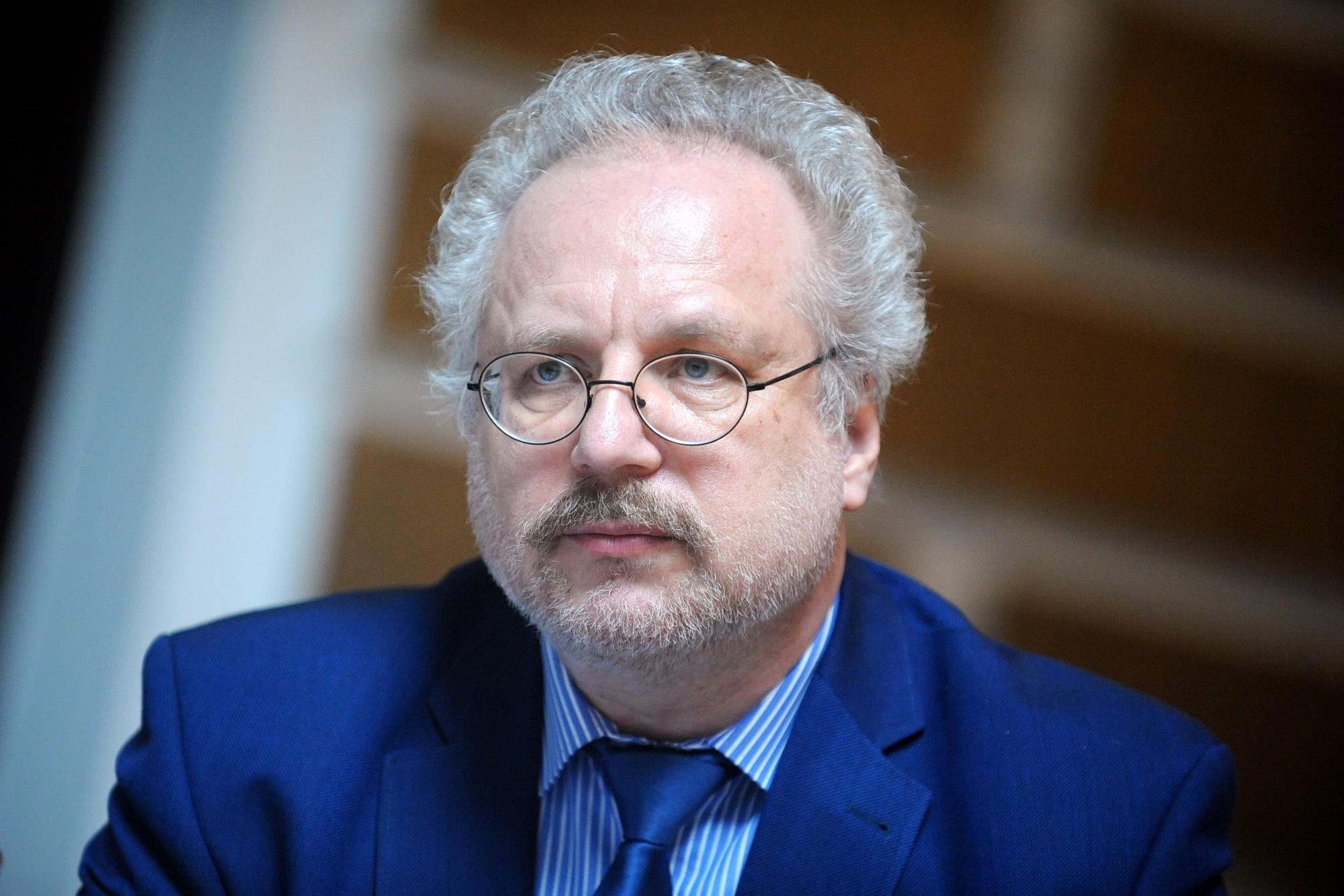 Коалиционные депутаты официально выдвинули кандидатуру Левитса на должность президента Латвии