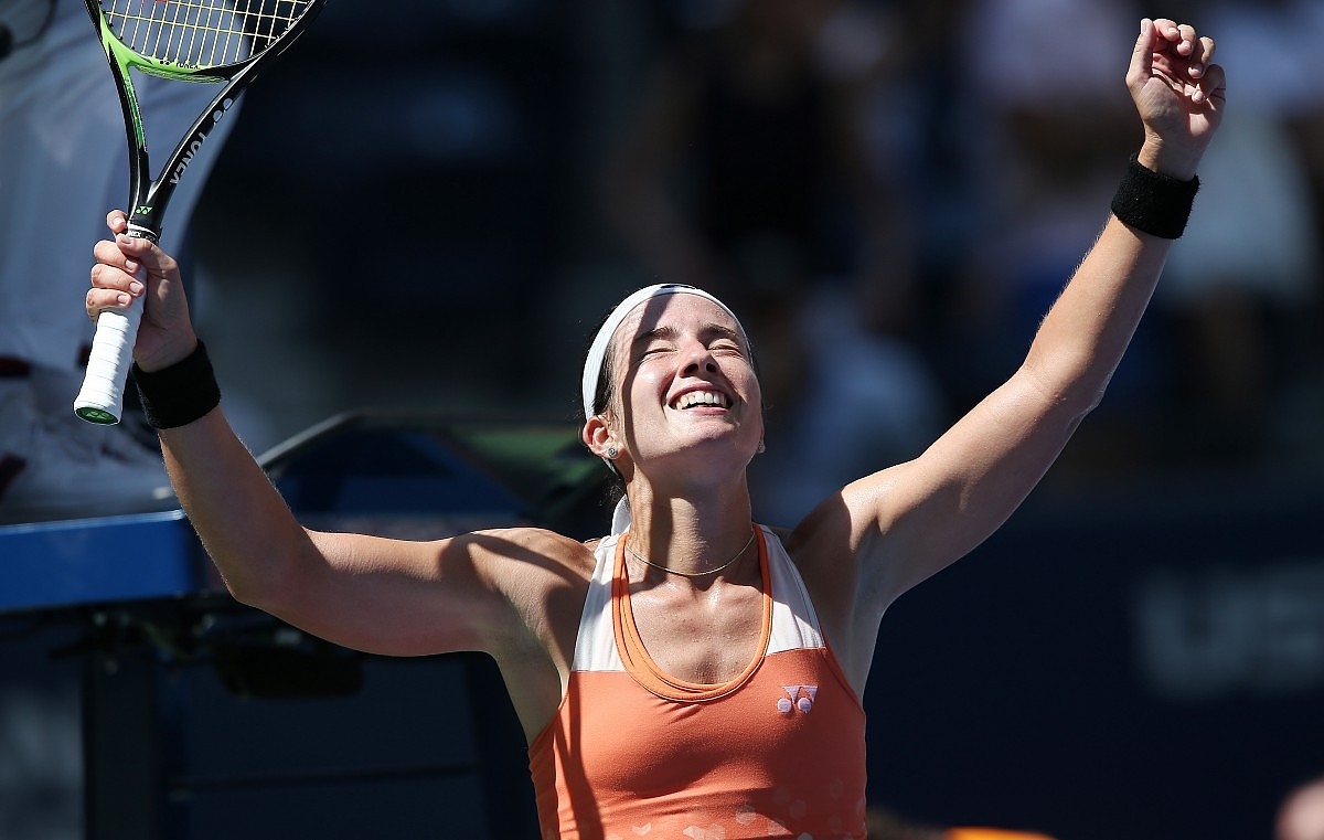 Севастова прошла в 1/8 финала турнира в Мадриде