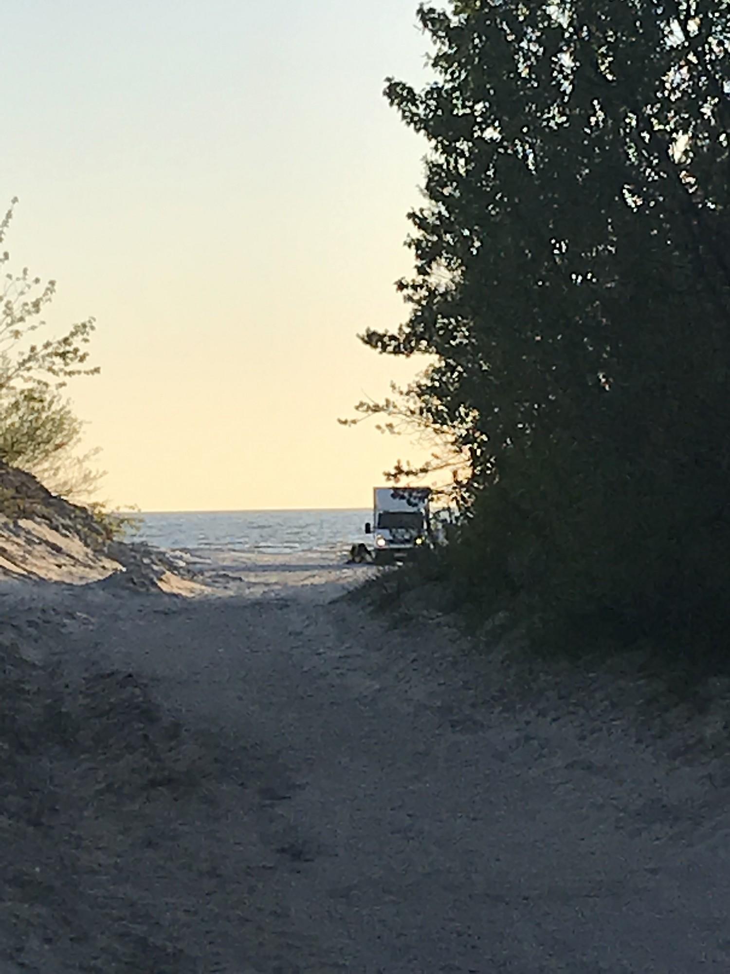 """Транспорт на пляж будет выезжать в """"тихие часы"""""""