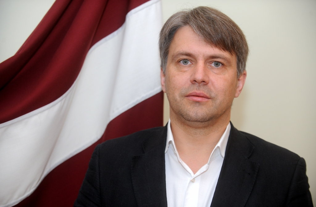Крестьянский союз Латвии выдвинет на пост президента омбудсмена Юриса Янсонса