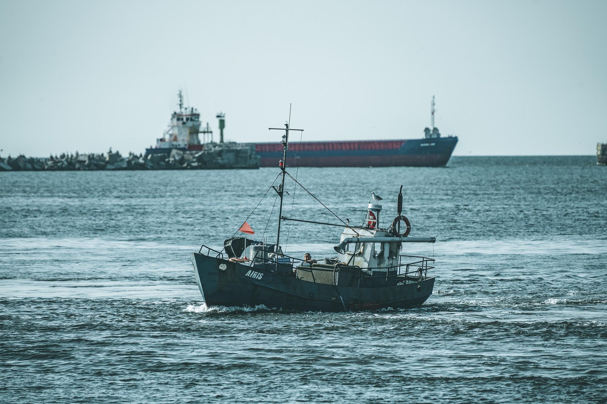 В Праздник моря – парад лодок и судов