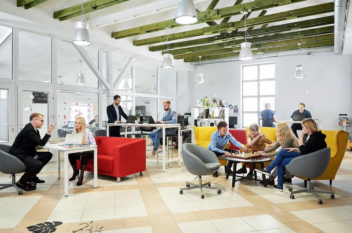 Обновят помещения для творческих индустрий