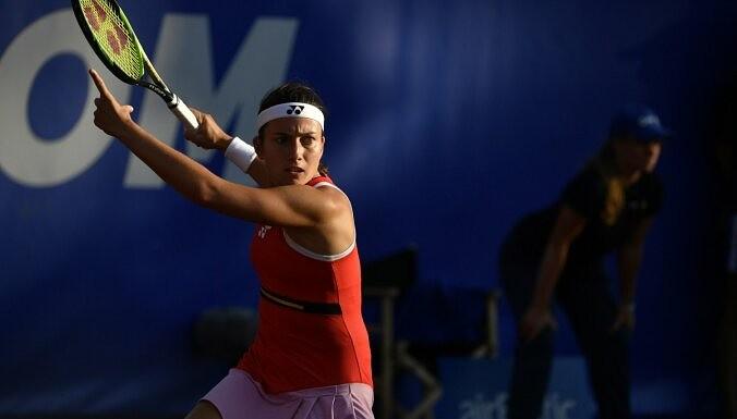 Севастова вышла в четвертьфинал Baltic Open в Юрмале