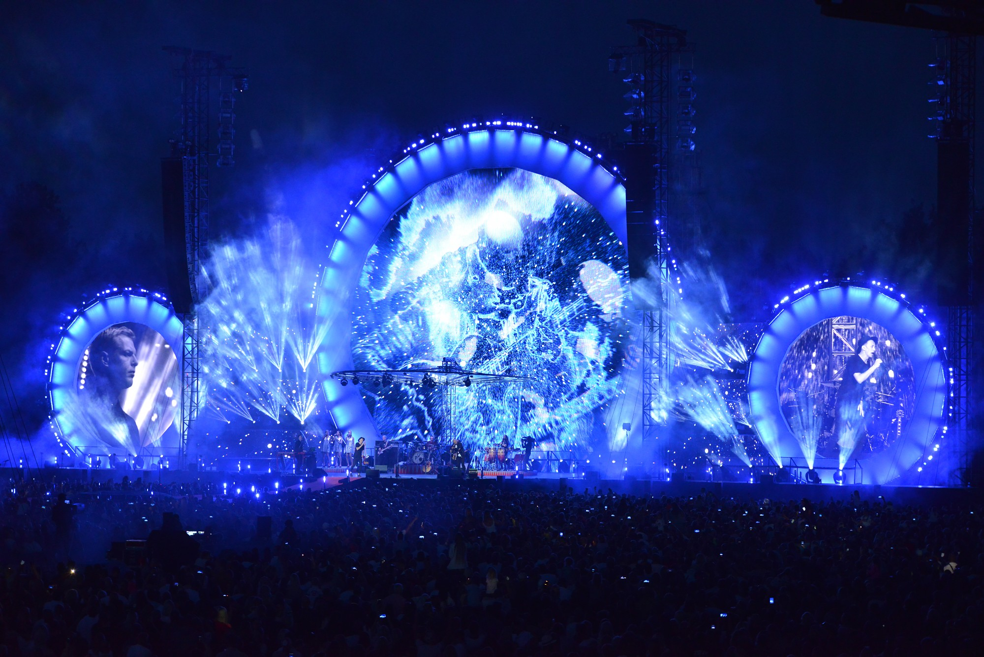 Взрыв эмоций на концерте «Прата ветра»