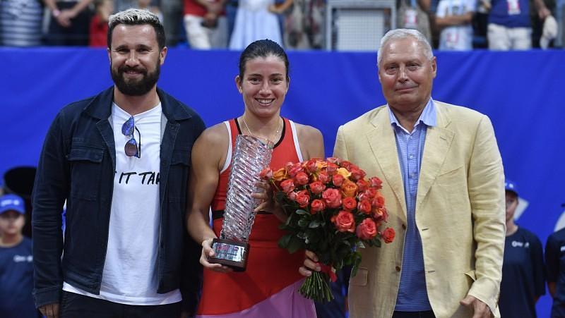 Севастова выиграла первый в истории Baltic Open в Юрмале