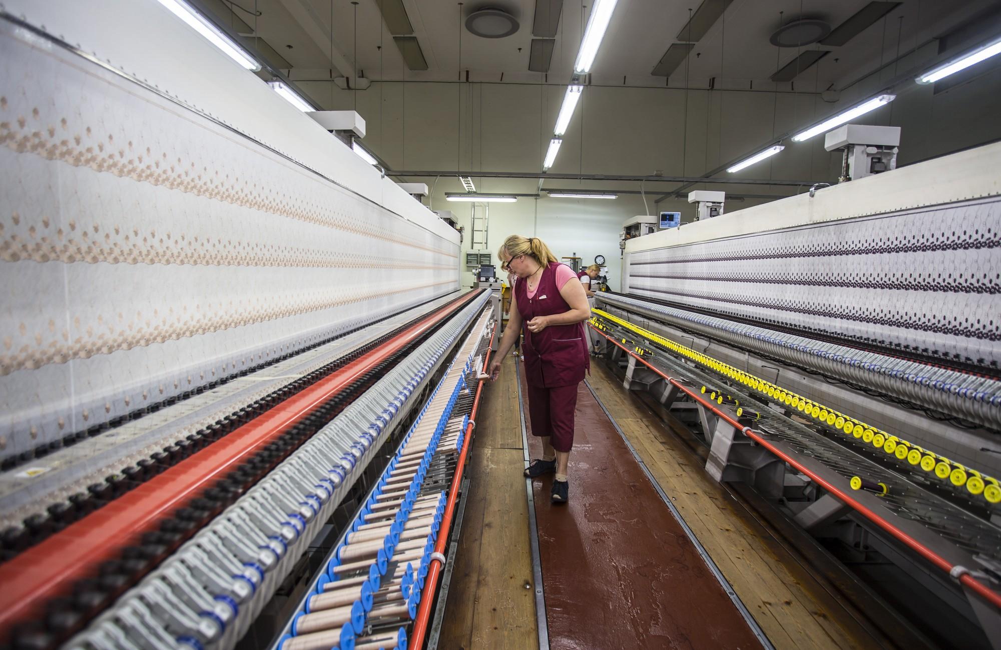 """""""Lauma Fabrics"""" в модернизацию производства инвестировало 1,5 миллиона евро"""