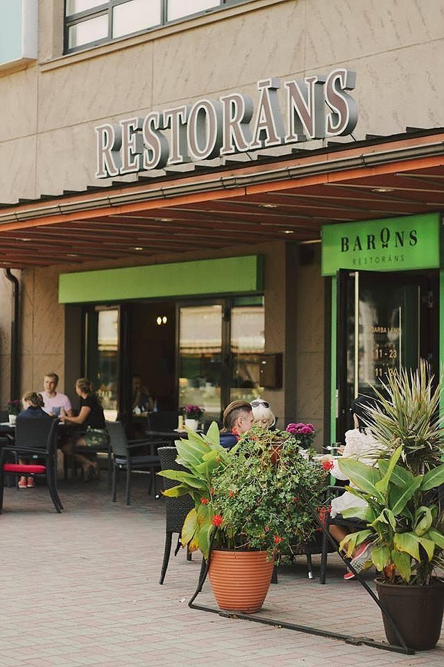 Закроется ресторан «Баронс»