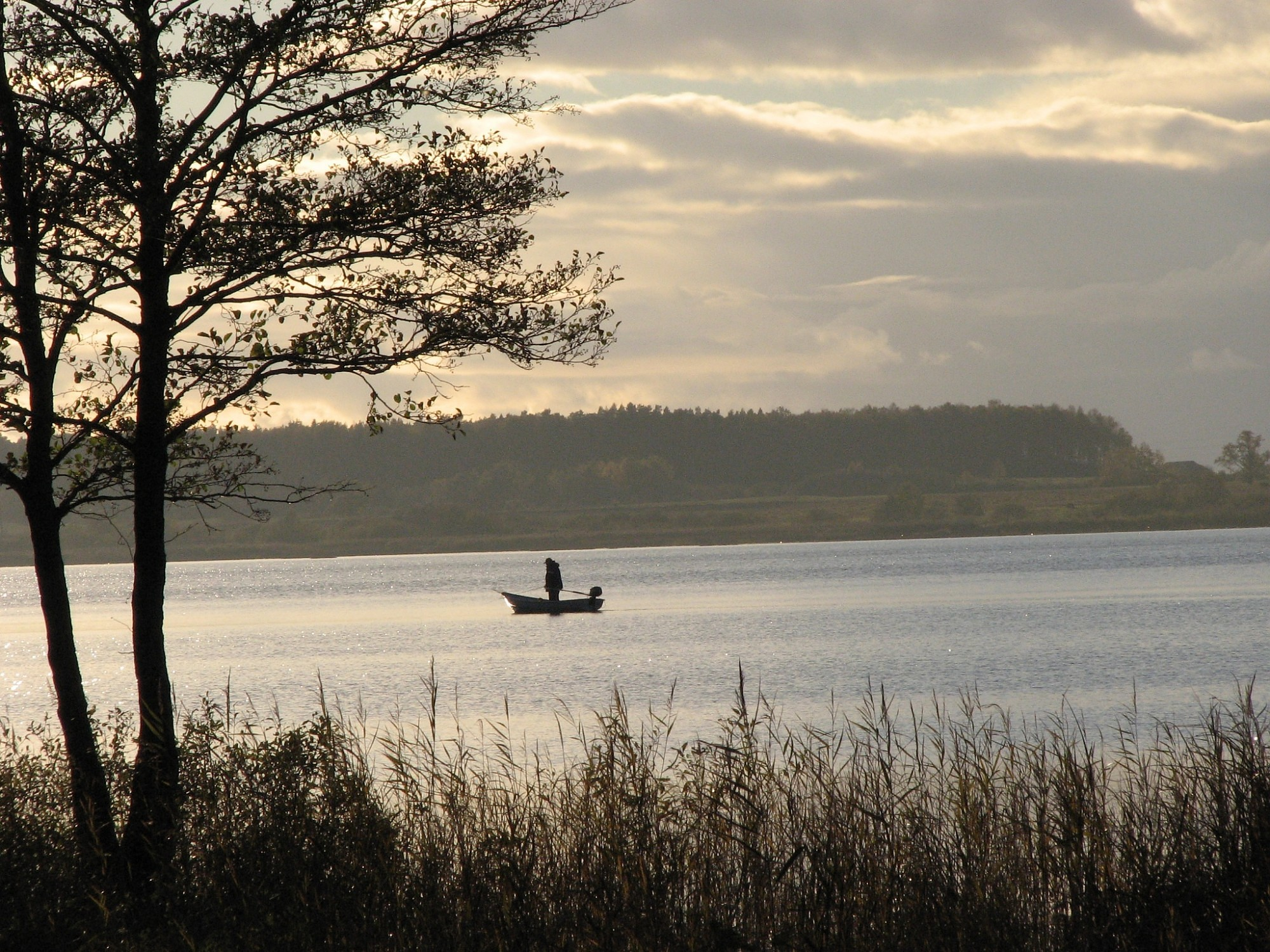 Разрабатывают план охраны лугов Дурбского озера