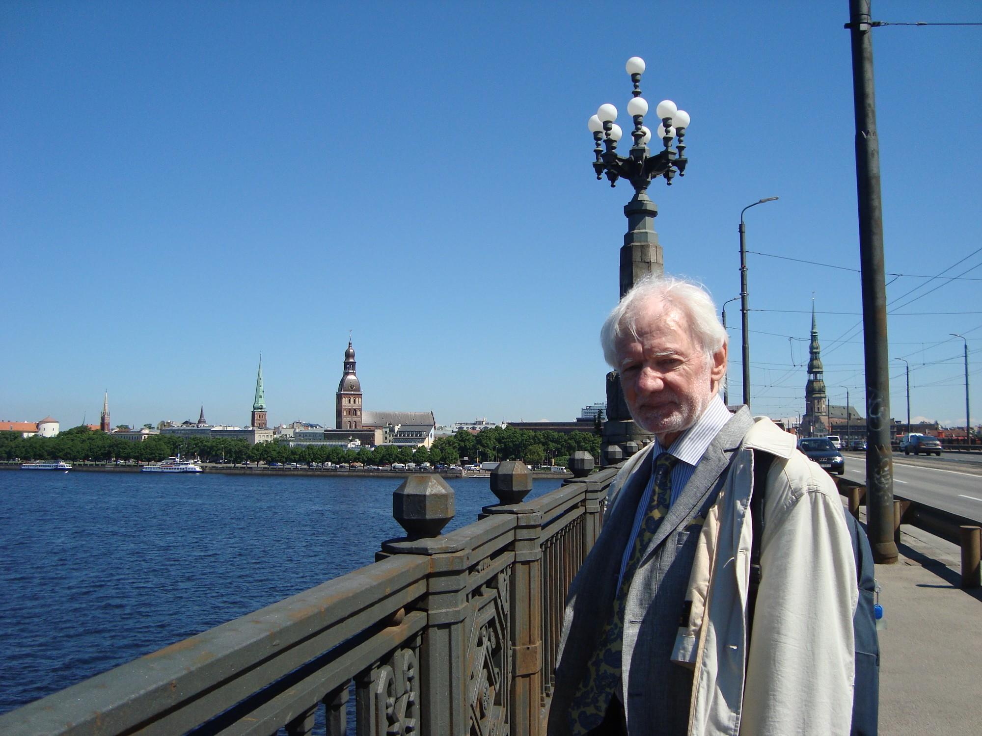 С бесплатной лекцией о профилактике онкологических заболеваний в Лиепае выступит профессор Анатолий Данилан