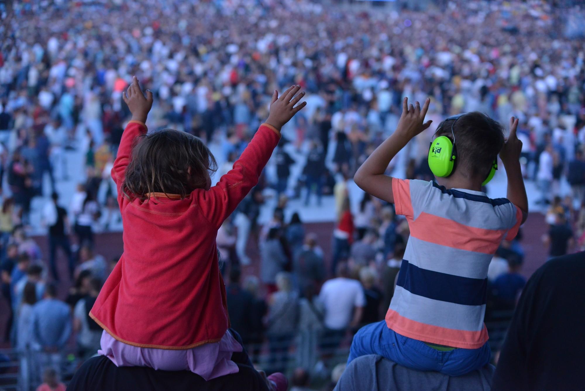 Намерены проводить концерты групп мирового масштаба