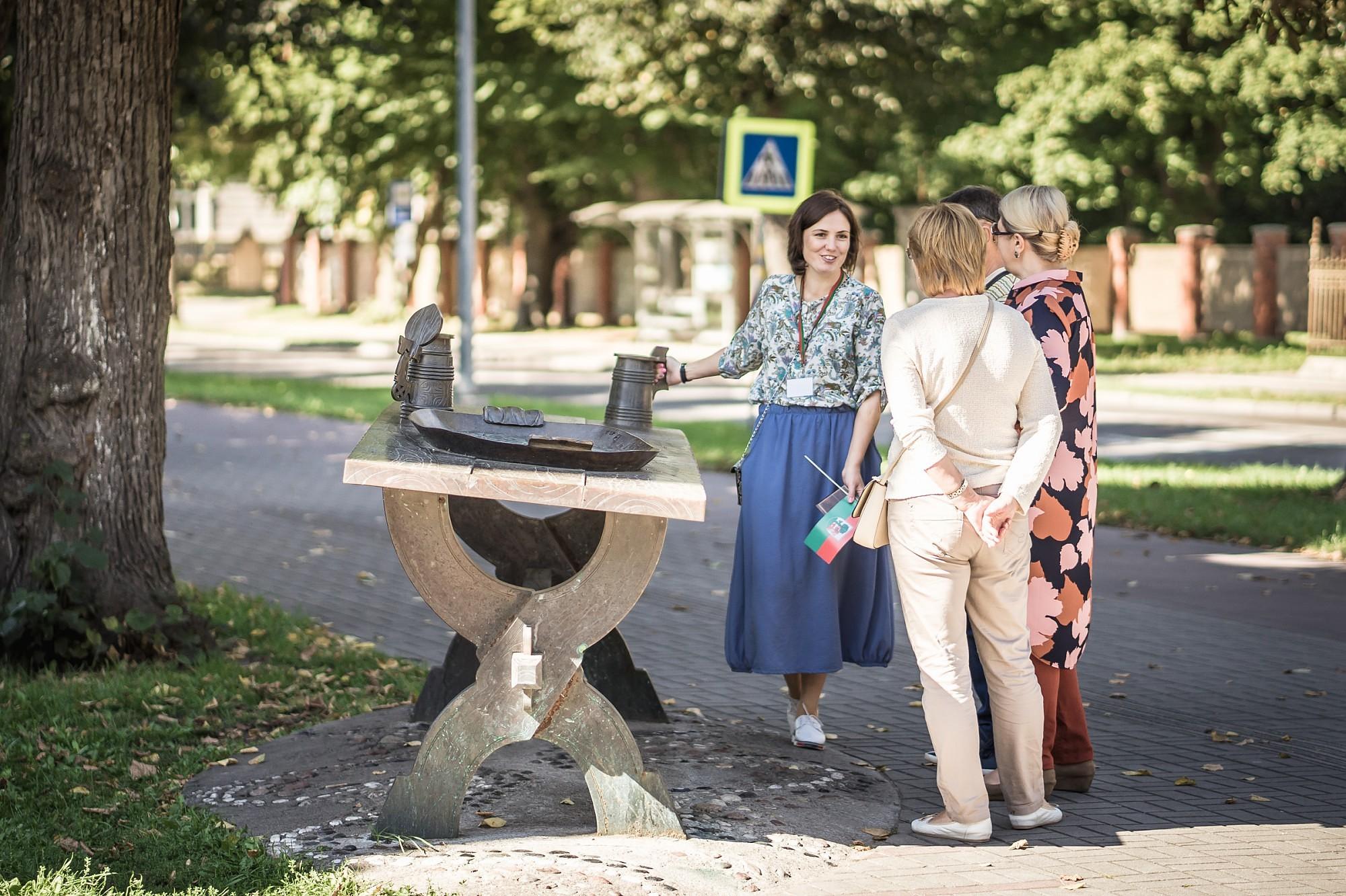 В Лиепае в первом полугодии на 10% процентов увеличилось число туристов