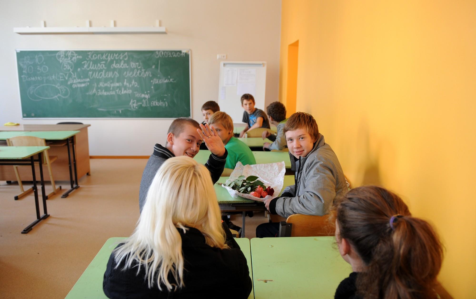 С нового учебного года начинается постепенный переход на новые модели основного образования для нацменьшинств