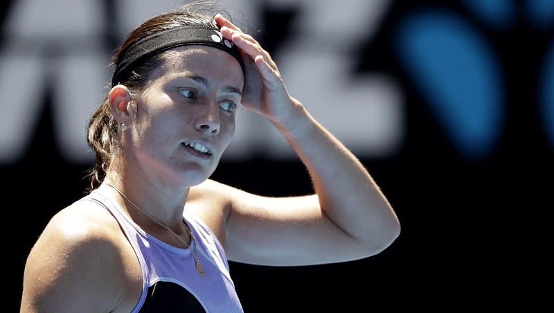 Севастова потерпелa поражения на US Open