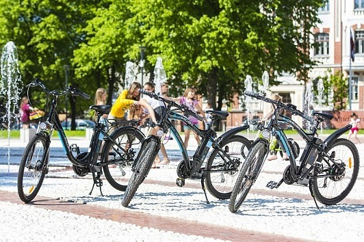 «Blue Shock Bike» признано неплатежеспособным