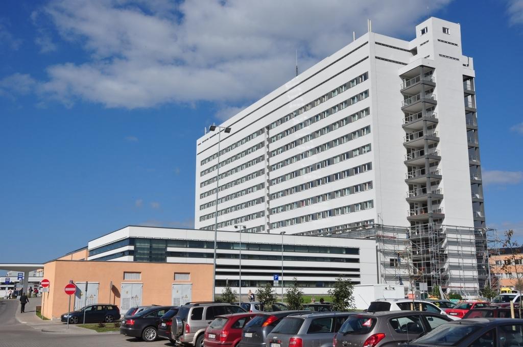 В Лиепайскую больницу приходит университет Страдыня