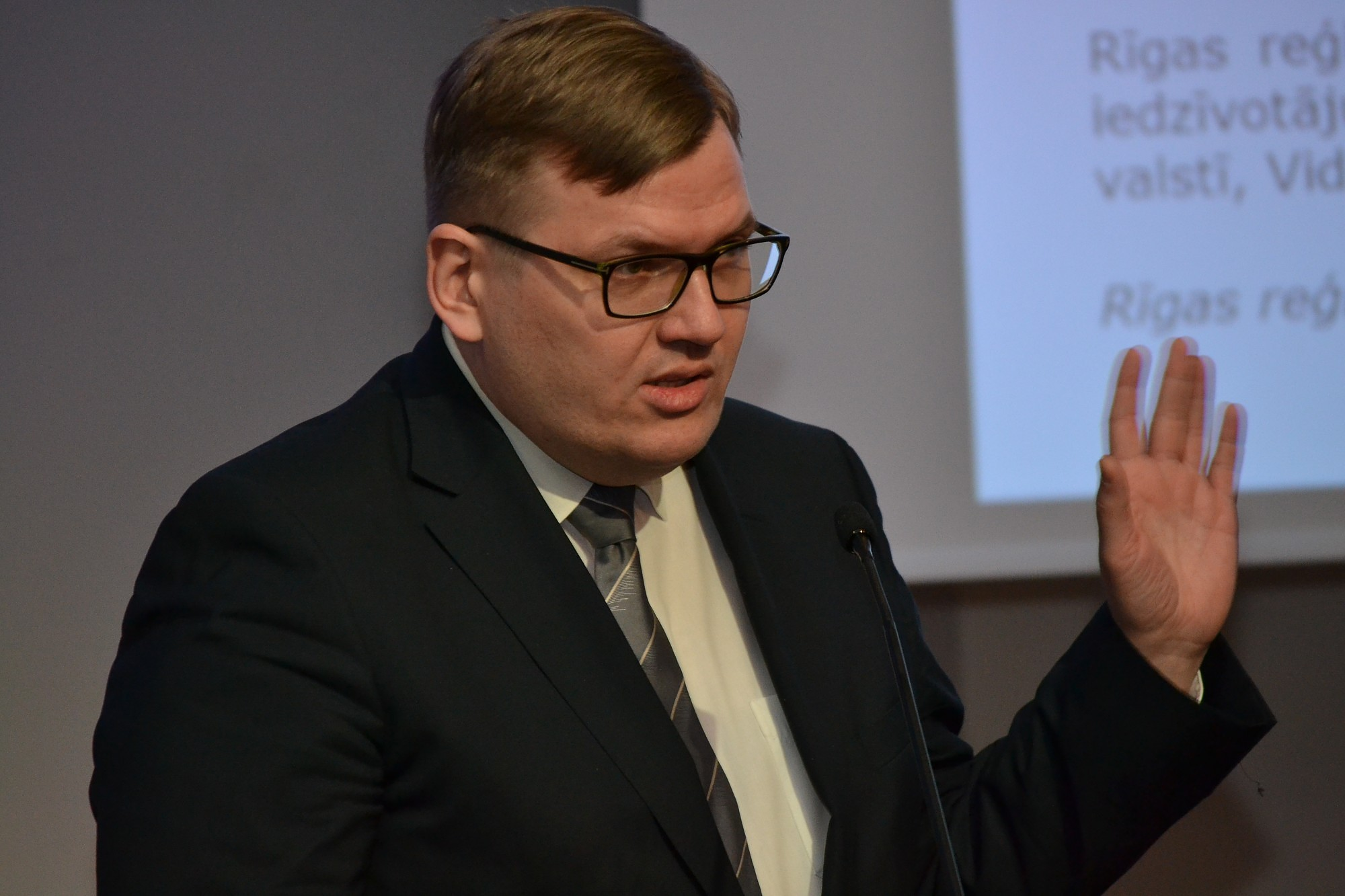 ЛСС из-за недовольства территориальной реформой потребовал отставки министра Пуце
