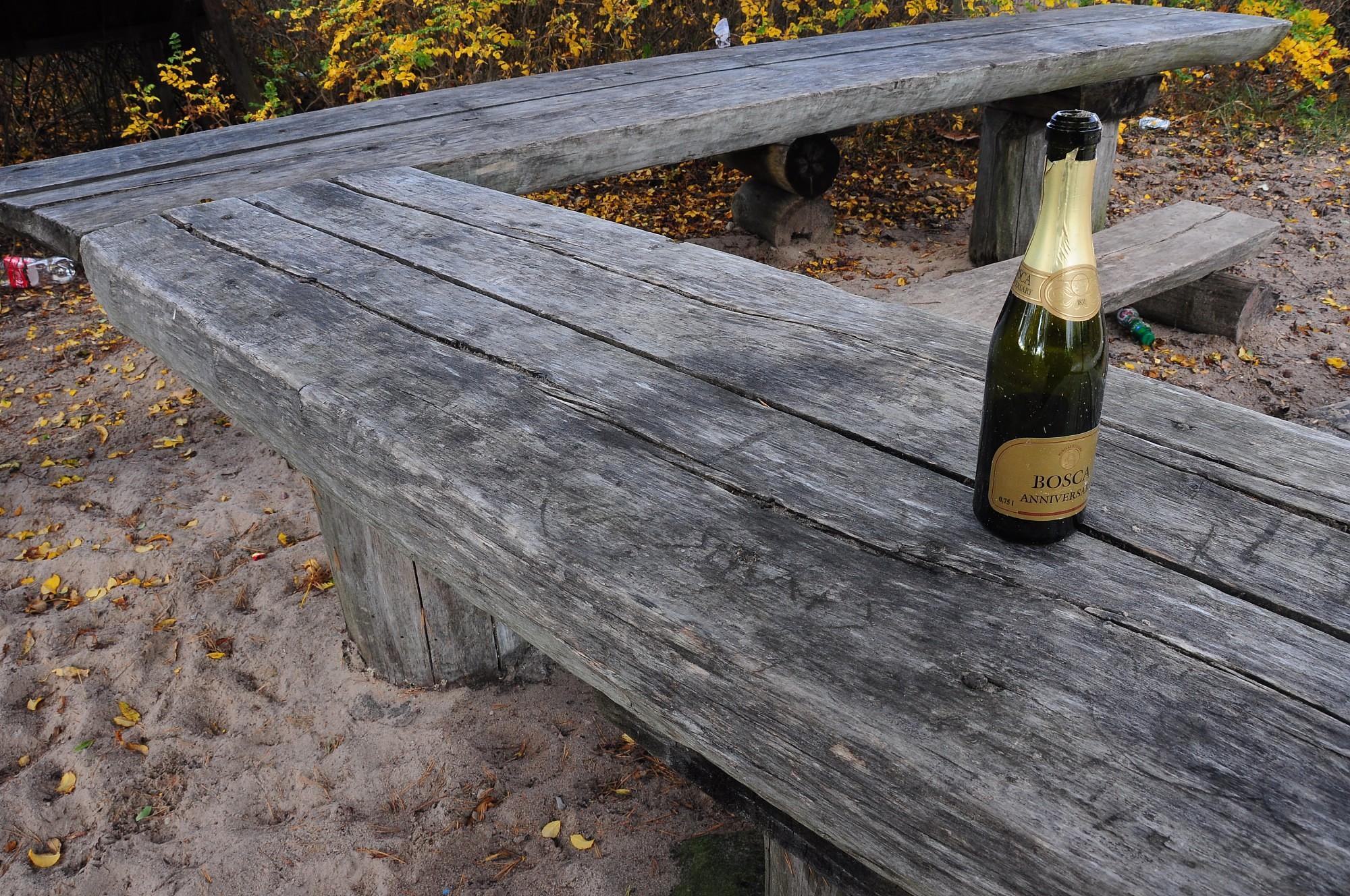 40% латвийских школьников хотя бы раз напивались